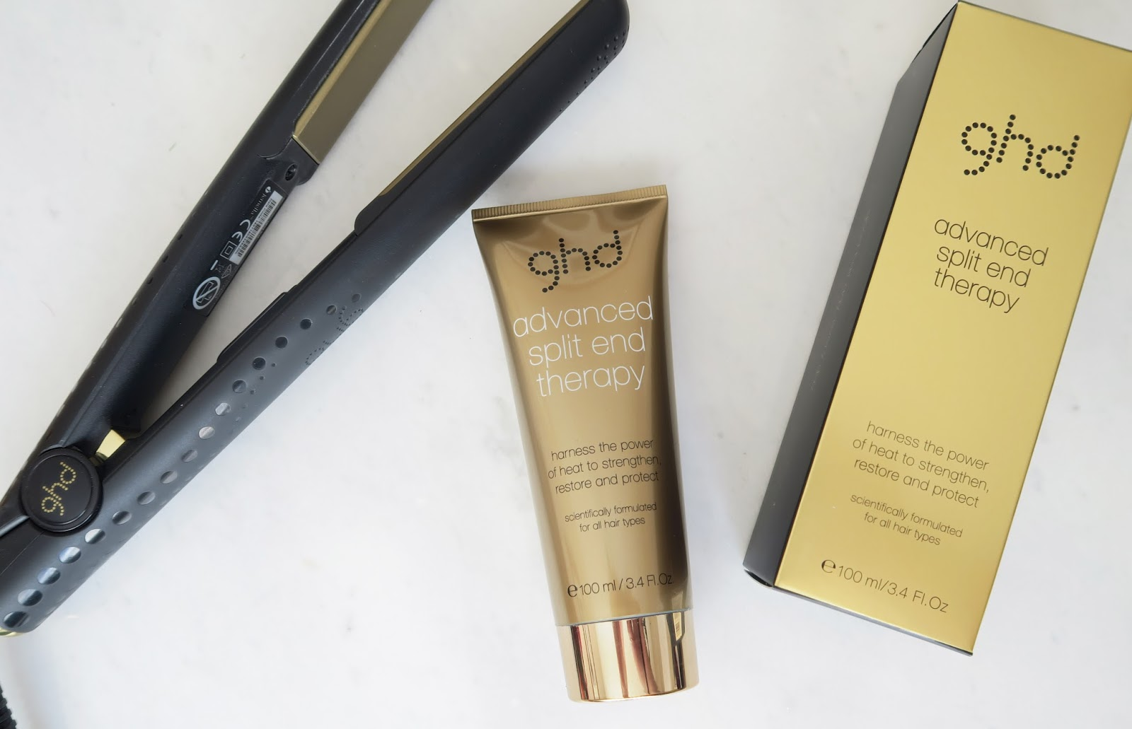 ghd split end therapy review