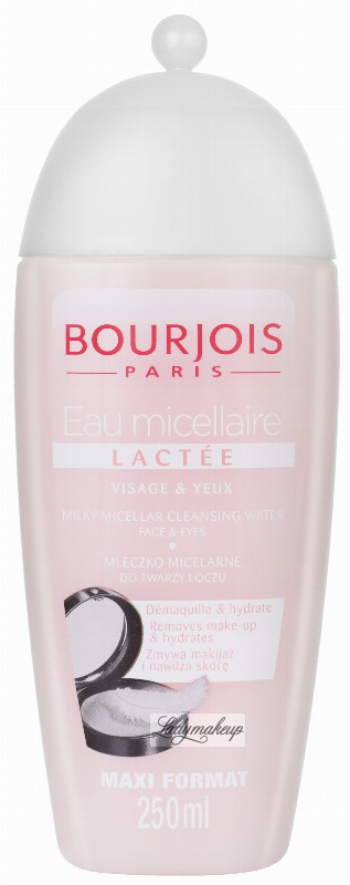 bourjois micellar cleansing water review