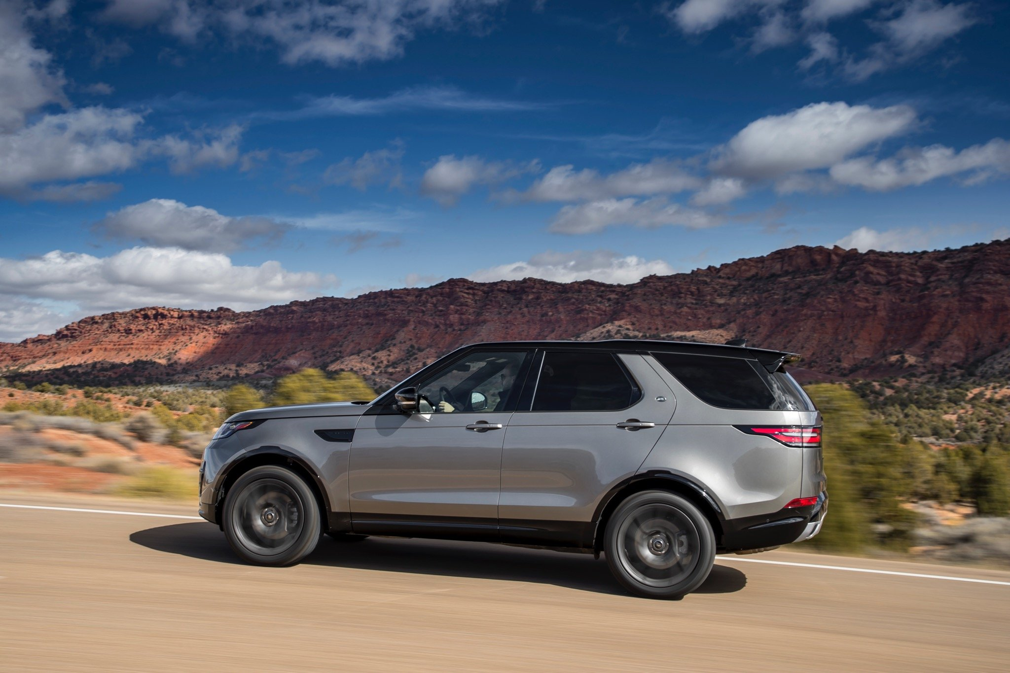range rover discovery 2017 review