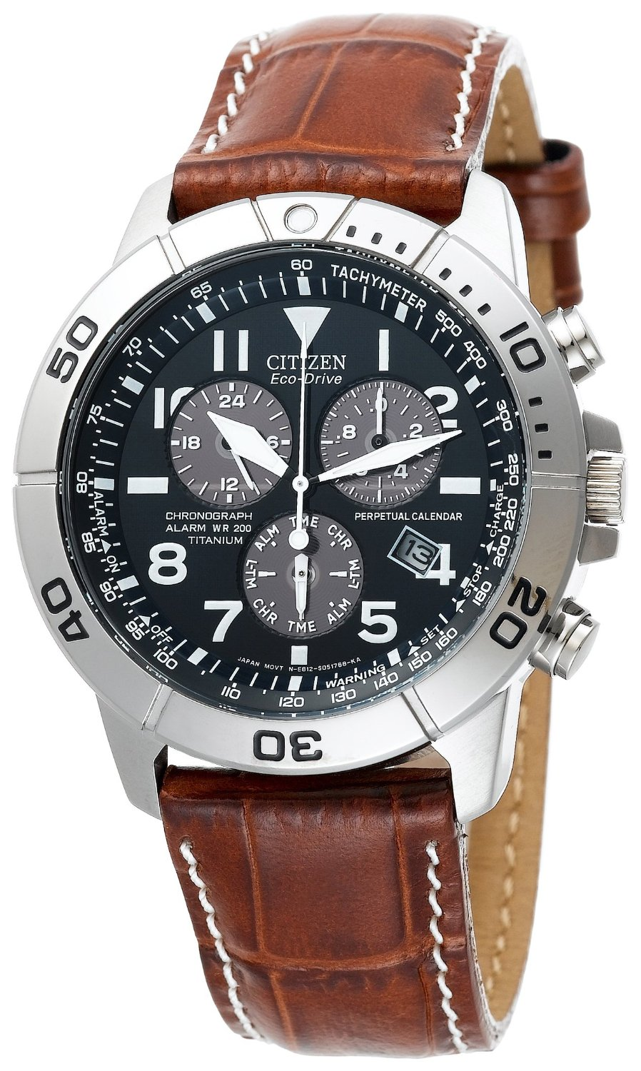 citizen eco drive perpetual calendar review