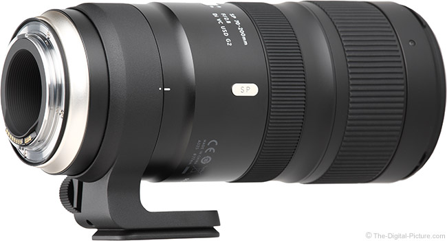 tamron 70 200 f2 8 vc usd review