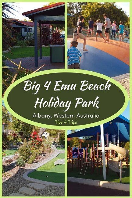 emu beach holiday park reviews