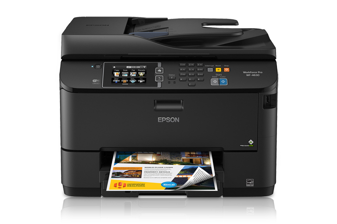 epson workforce pro wf 4630 all in one printer review