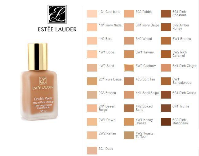 estee lauder double wear ecru review