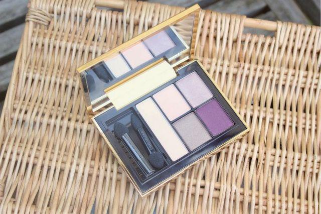 estee lauder pure color eyeshadow palette review