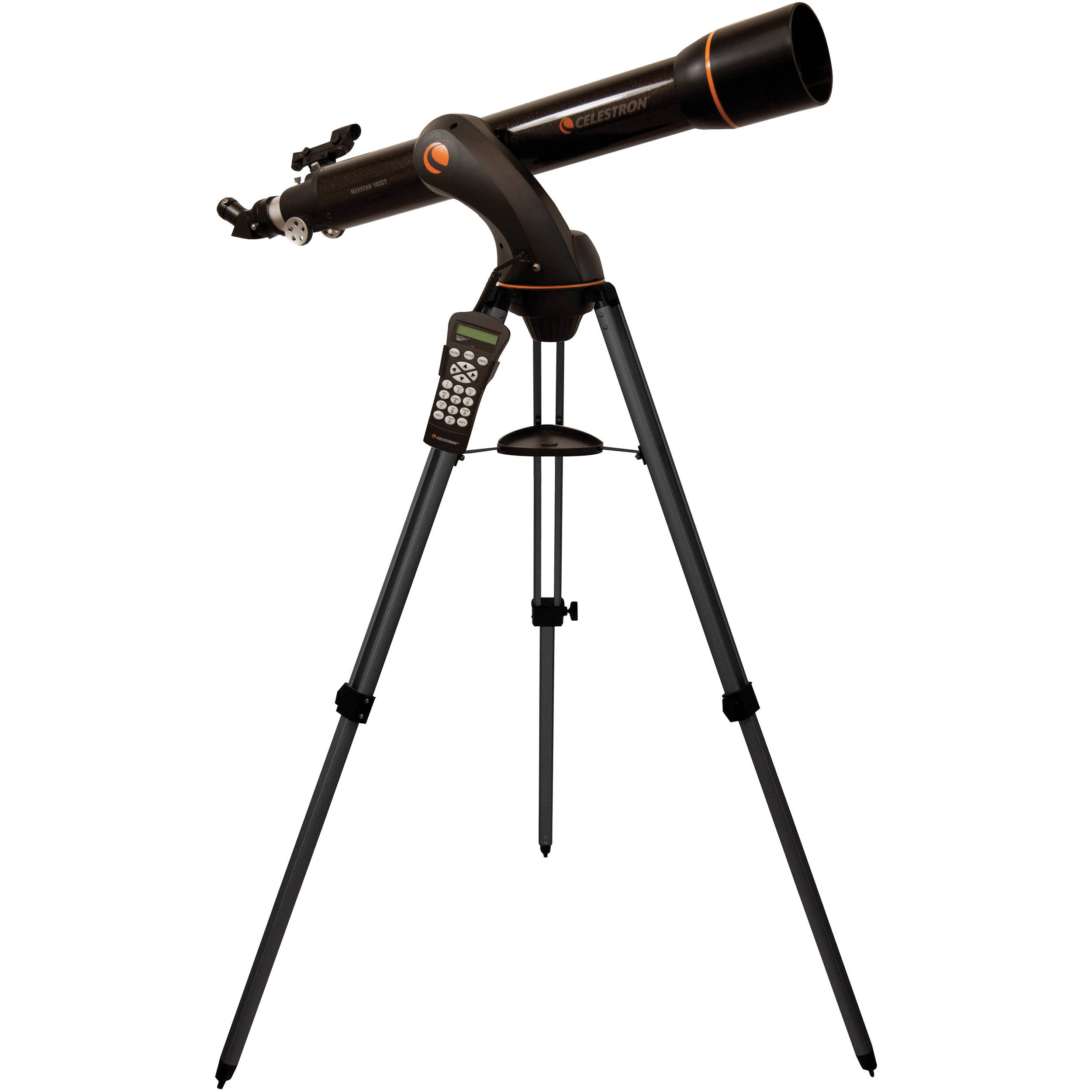 celestron nexstar 90 gt computerised refractor telescope review