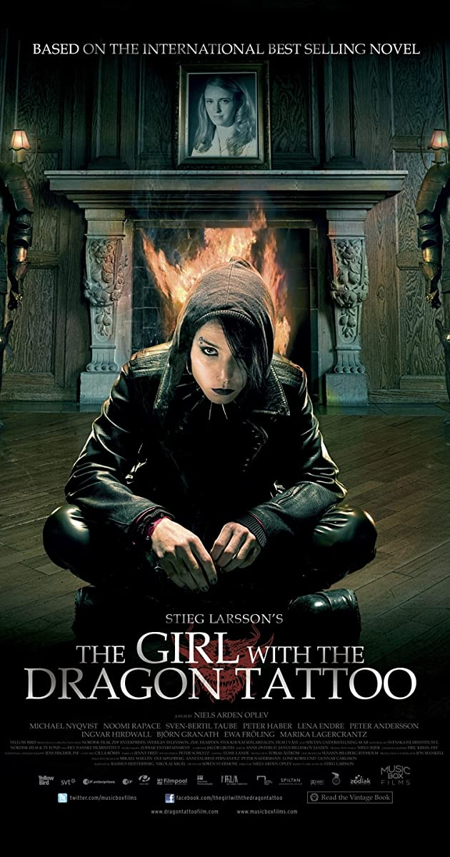 the girl with the dragon tattoo review film