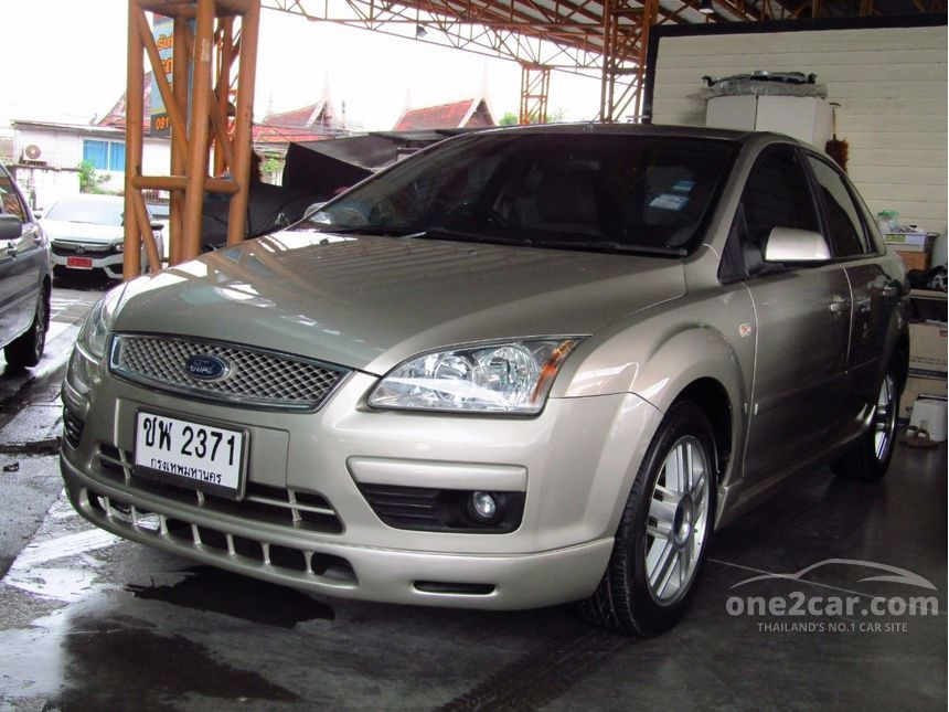 ford focus ghia 2007 review