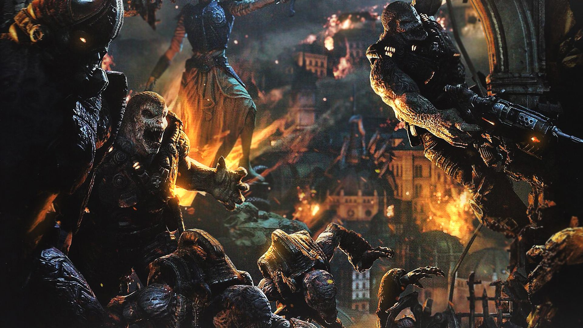 gears of war judgment review