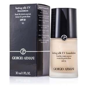 giorgio armani lasting silk uv foundation reviews