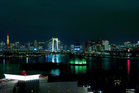 grand nikko tokyo daiba review
