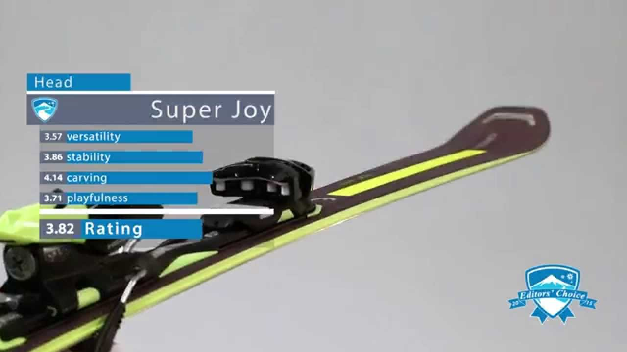 head total joy skis review