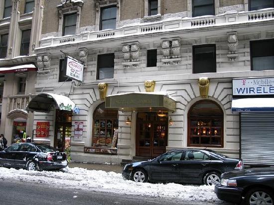 hotel st james new york reviews