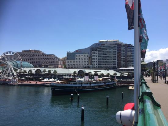 ibis sydney darling harbour reviews