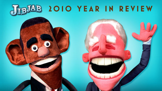 jibjab year in review 2014
