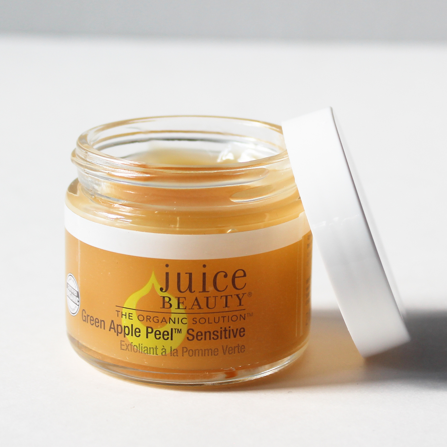 juice beauty apple peel review