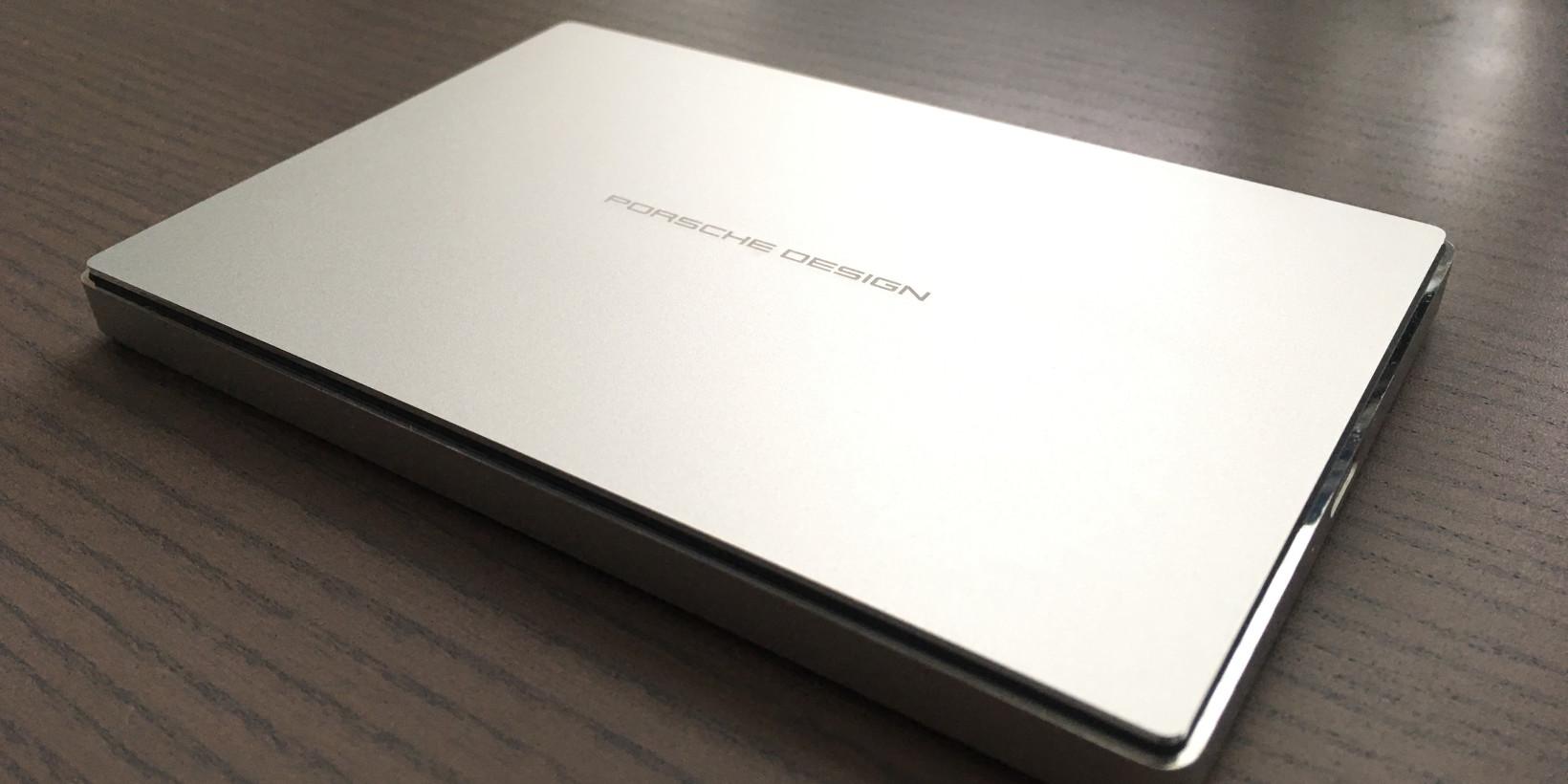 lacie porsche design 1tb review