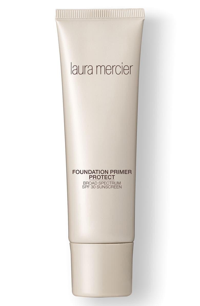 laura mercier foundation primer protect review
