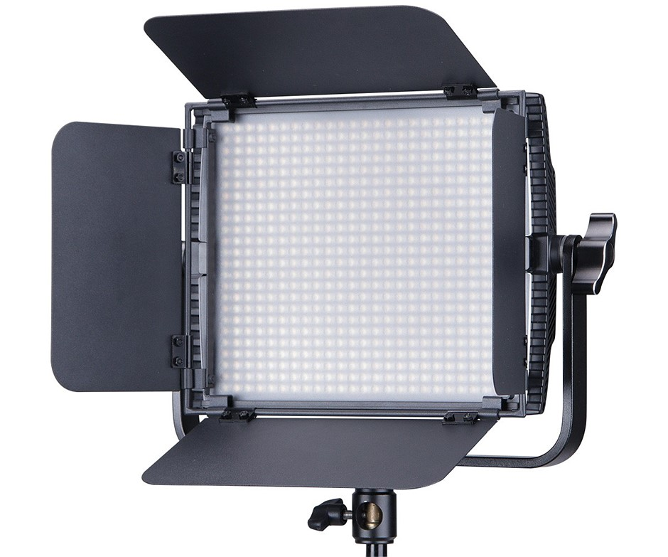 led light panel photography review