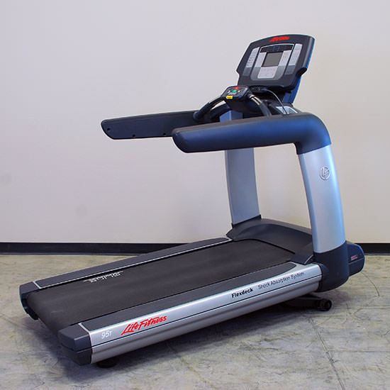life fitness 95t treadmill review