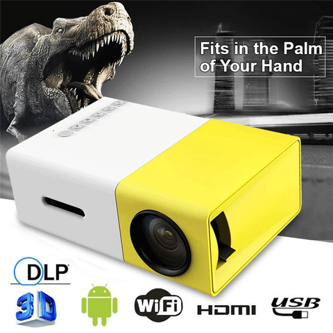 lumi hd mini projector review