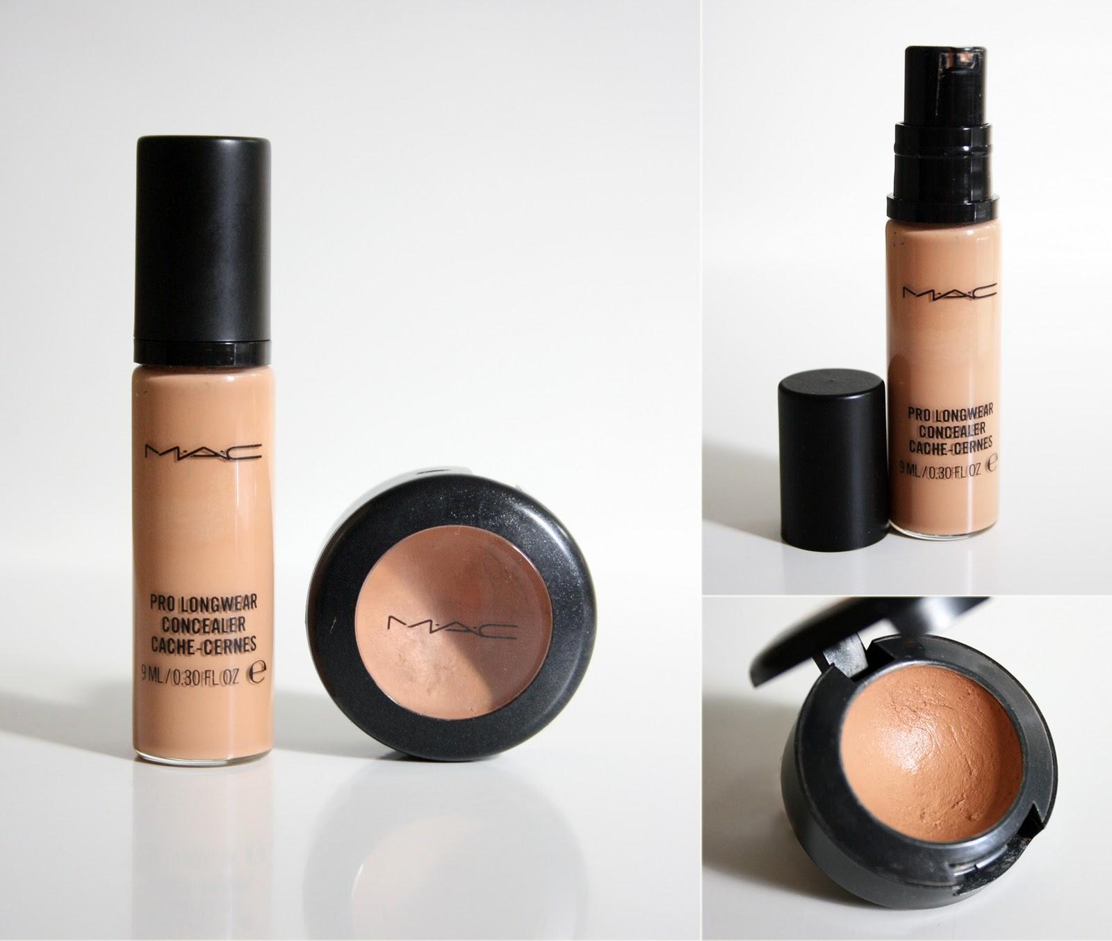 mac studio finish concealer review acne