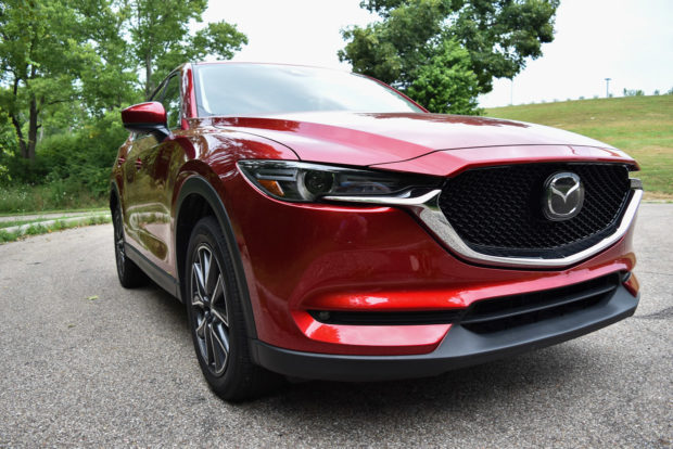 mazda cx 5 gt review 2018