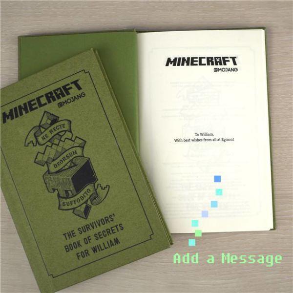 minecraft the survivors book of secrets review