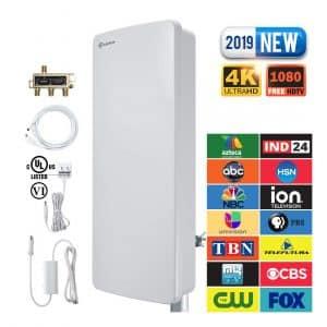 multi directional tv antenna reviews