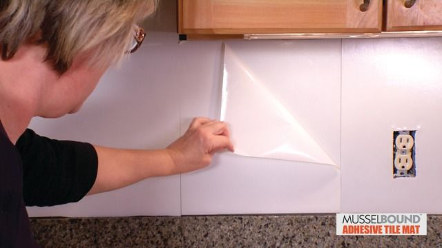 musselbound adhesive tile mat reviews