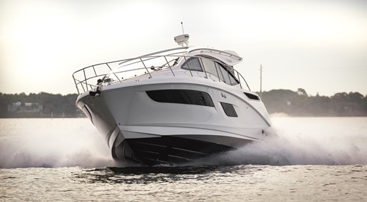 sea ray 40 sundancer review