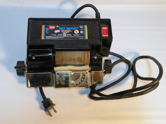 shun electric wet sharpener reviews