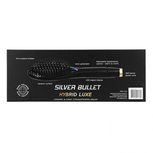 silver bullet straightening brush review