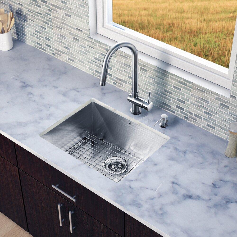 stainless steel undermount sink reviews