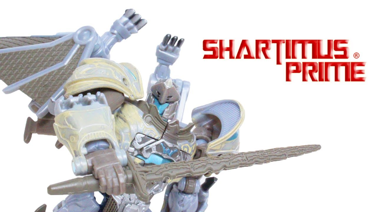transformers the last knight toy review