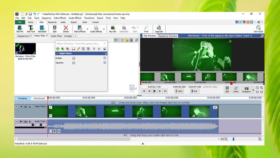 video editing software reviews 2017