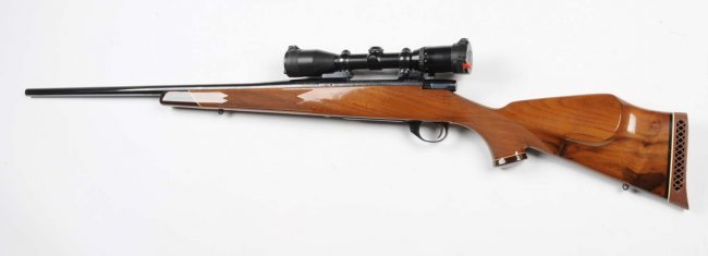 weatherby vanguard series 2 sporter review