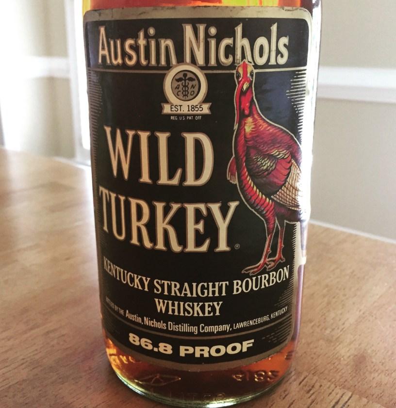 wild turkey 86.8 review
