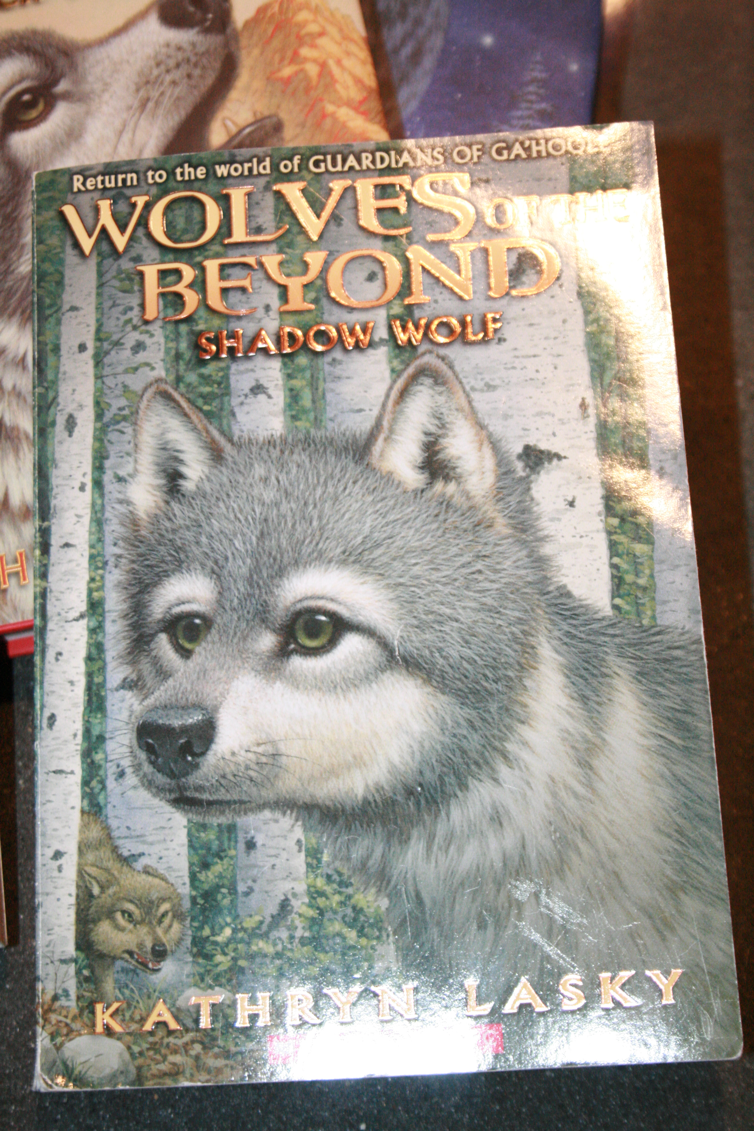 wolves of the beyond review