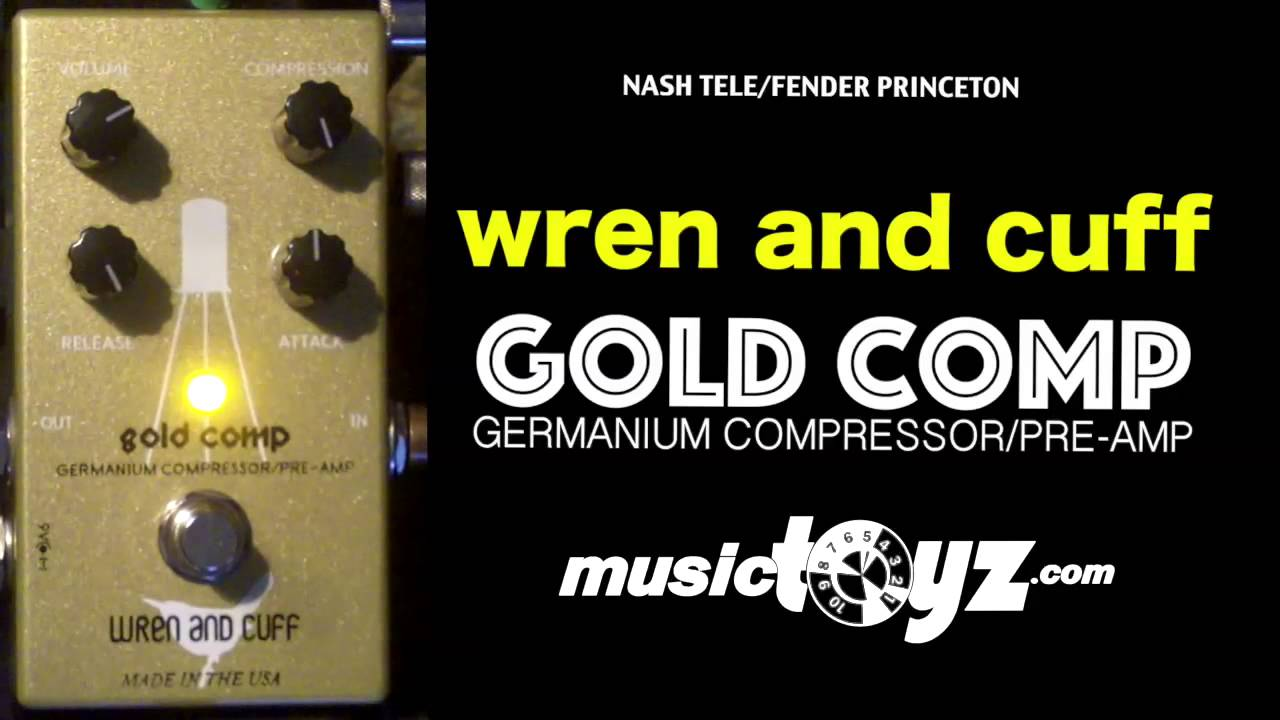 wren and cuff gold comp review