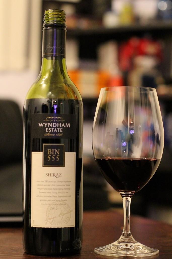 wyndham estate bin 888 review